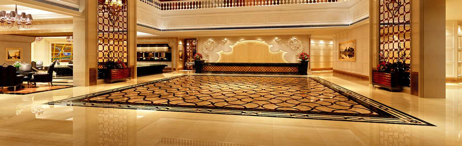 Marble Concrete Floors Restoration Maintenance