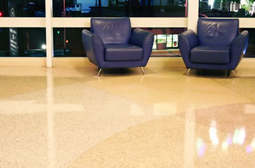 Terrazzo Cleaning And Polishing Philadelphia Delaware Valley PA - How are terrazzo floors made
