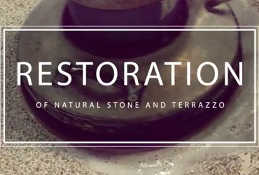 Restoration of Natural Stone & Terrazzo