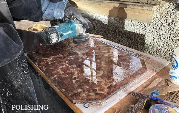 Marble Panel Repair