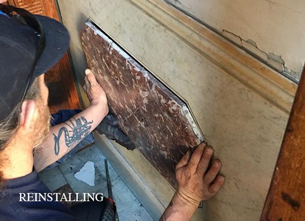 reinstalling-marble