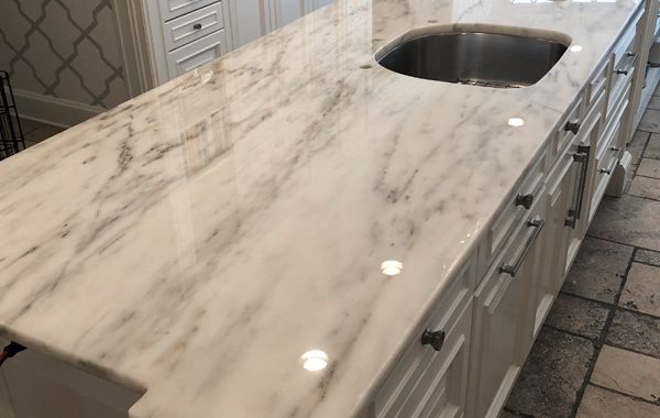 StoneGuard® For Marble Kitchen
